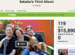 Kickstarter Campaign – Pre-buy/support the 3rd CD!
